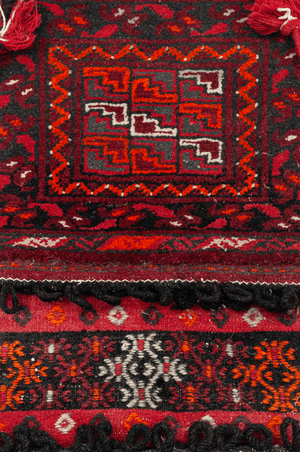 Saddleback Hand-Made Wool Rug - Tabak Rugs