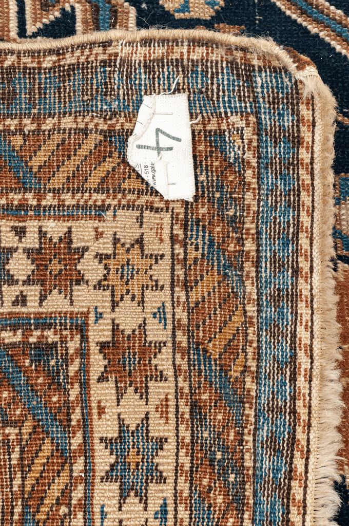 Antique Perepedil Hand-Made Wool Rug - Tabak Rugs