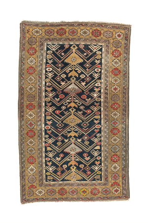 Shirvan Hand-Made Wool Rug - Tabak Rugs
