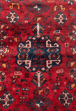 Antique Shiraz Hand-Made Wool Rug - Tabak Rugs