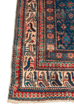 Shirvan Chichi Antique Hand-Made Wool Rug - Tabak Rugs