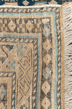 Caucasian Shirvan Prayer Hand-Made Wool Rug - Tabak Rugs
