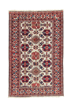 Southwestern Persian Hand-Made Wool Rug - Tabak Rugs