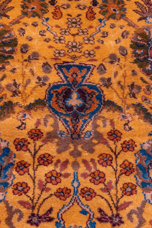 Karastan Hand-Made Wool Rug - Tabak Rugs