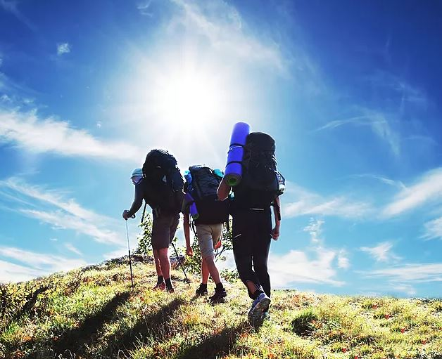 What the heck is the difference between backpacking, hiking, trekking, and mountaineering?