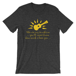 Ukulele Sunshine T-Shirt