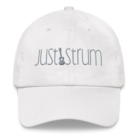 Just Strum Puff Dad Hat