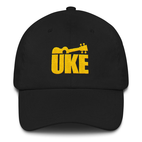 The Uke Dad Hat