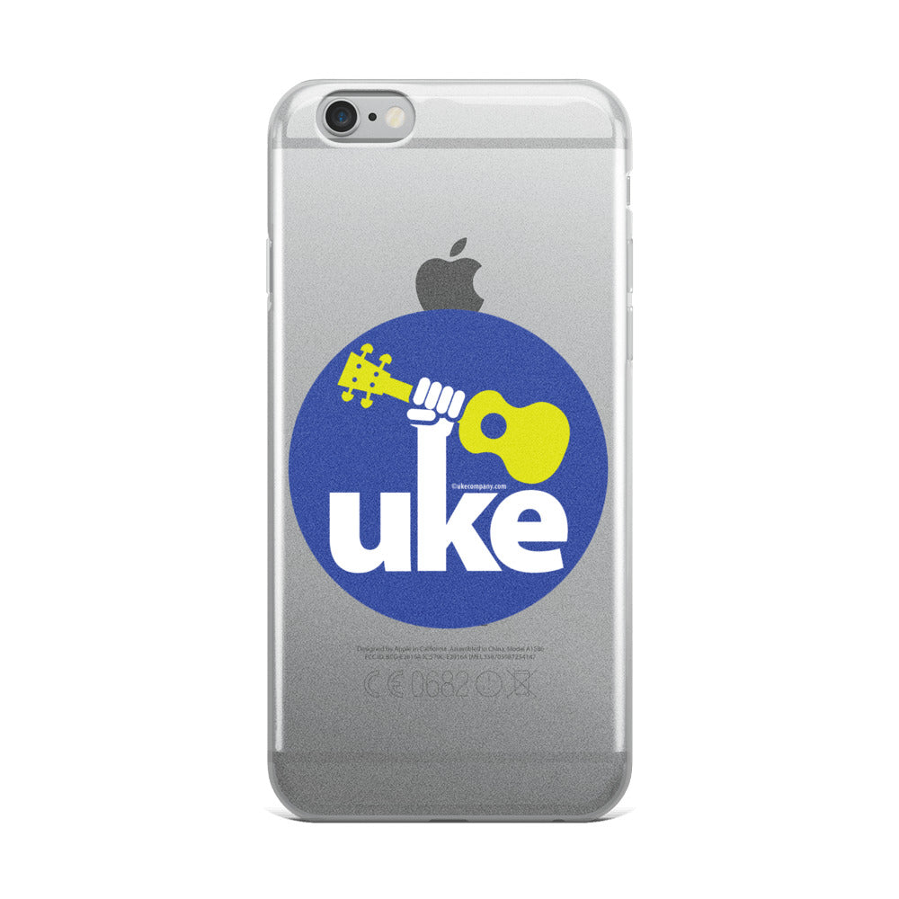 Uke Power iPhone Case