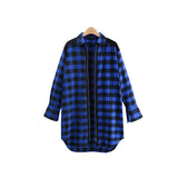 The Wild Thang Plaid Shirt