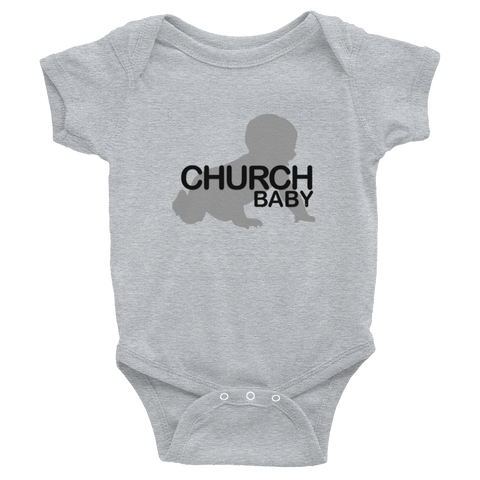 Original Church Baby Onesie
