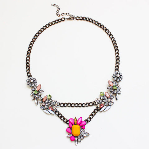 Flower Power Classic Necklace