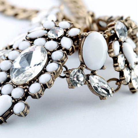 The Snowed Chain Necklace