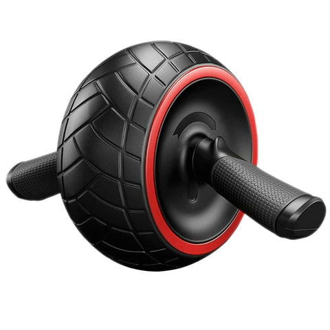 No Noise Abdominal Wheel Round AB Rollers