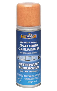 EMZONE LCD, LED & Plasma Foam Screen Cleaner