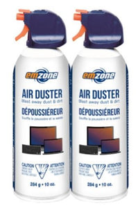 B. AIR DUSTER 10oz-285g 2 Pack- SHIPPING INCLUDED