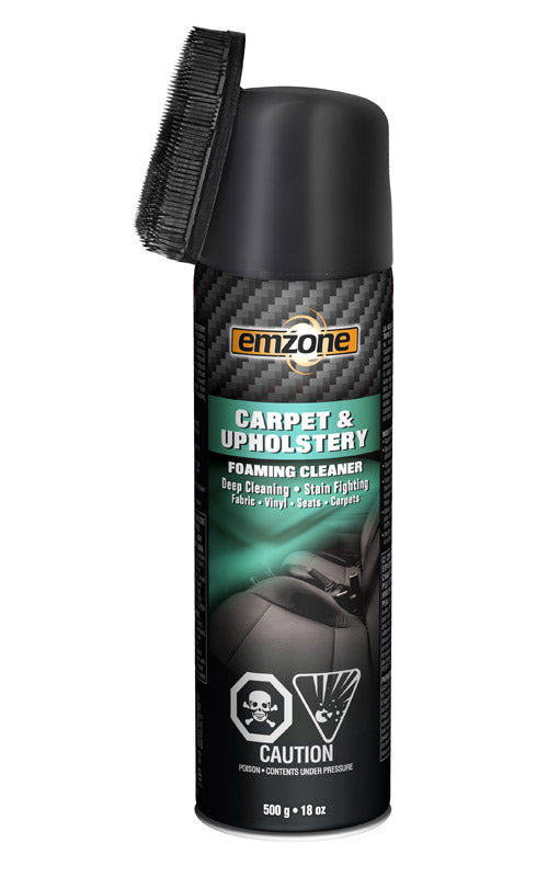 Emzone Carpet & Upholstery Foaming Cleaner, 500g