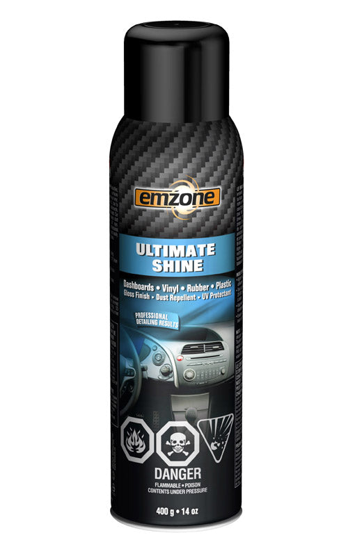 Emzone Ultimate Shine, 400 g/14 oz - SHIPPING INCLUDED