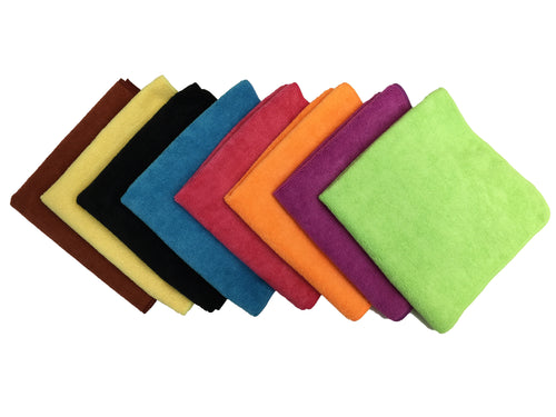 MICROFIBRE SCREEN CLEANING CLOTH- 20  PACK