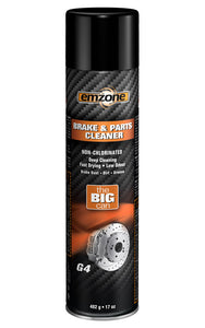 Emzone Brake & Parts Cleaner - The BIG Can, 482g