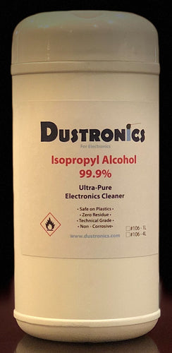 Isopropyl Alcohol 99.9% Presaturated Wipes