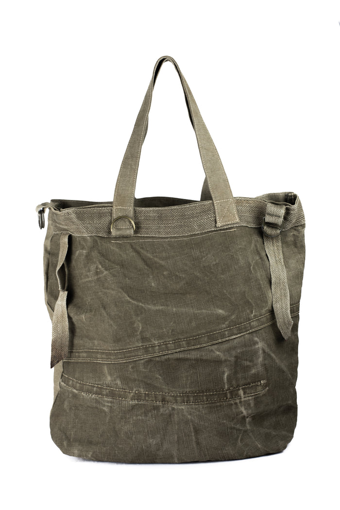 Oversized Military Totebag
