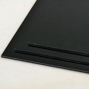 Aluminium Composite - BLACK