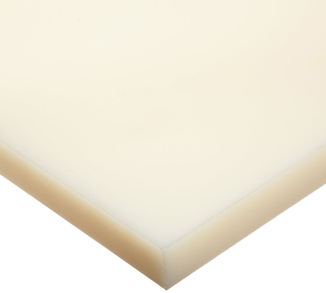 Nylon 6SA - NATURAL (White)