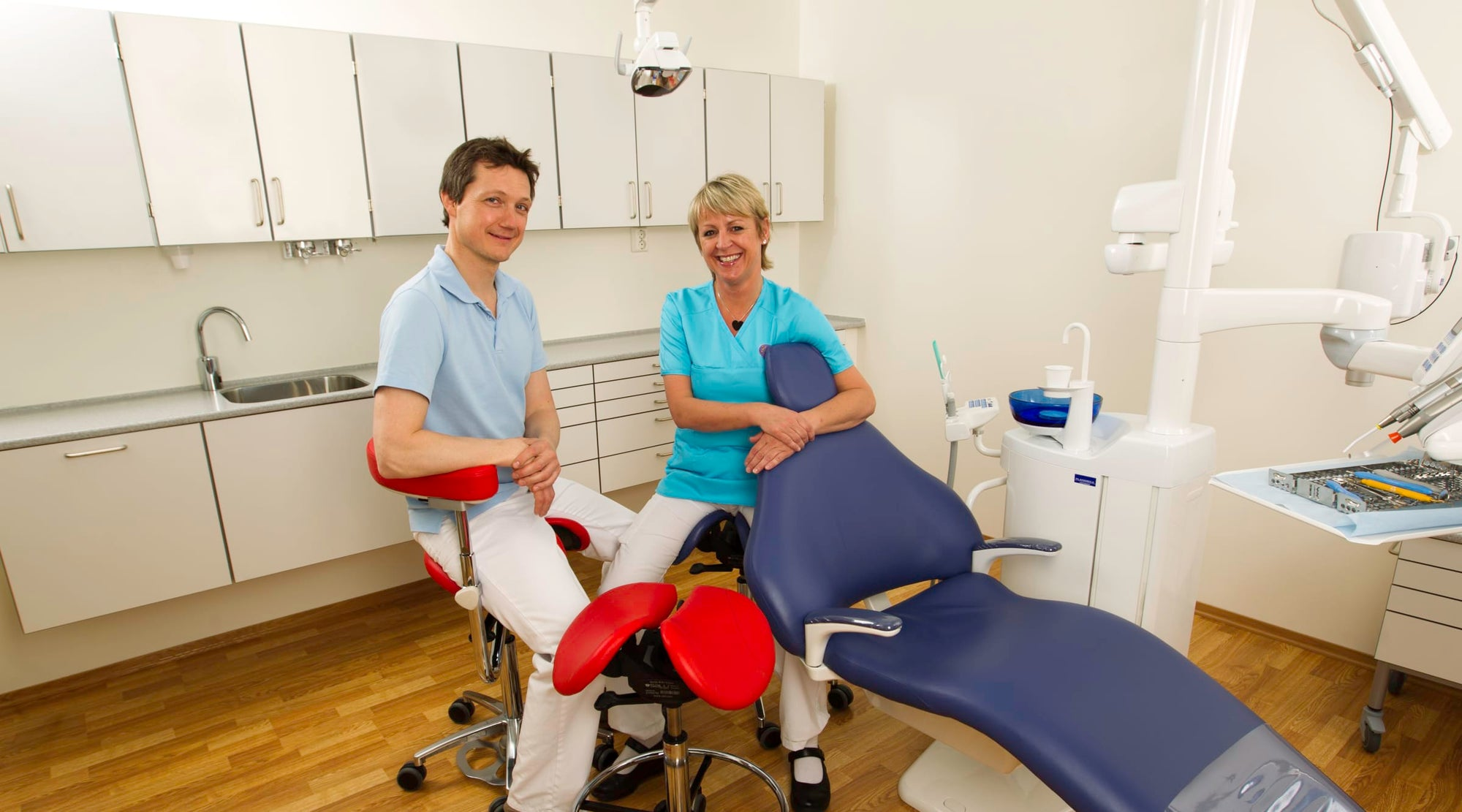 The solution to challenging dental ergonomics