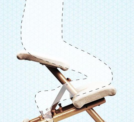 What to Expect from Kneeling Chairs vs. Saddle Chairs