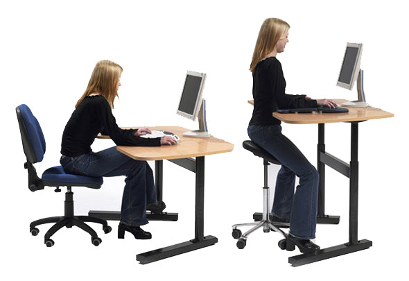 saddle seat good posture
