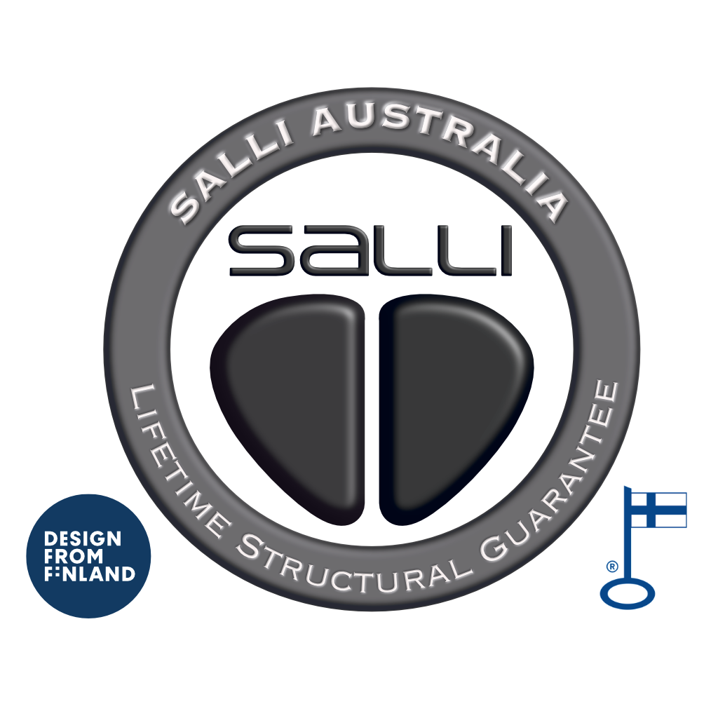 Salli Australia Lifetime Guarantee