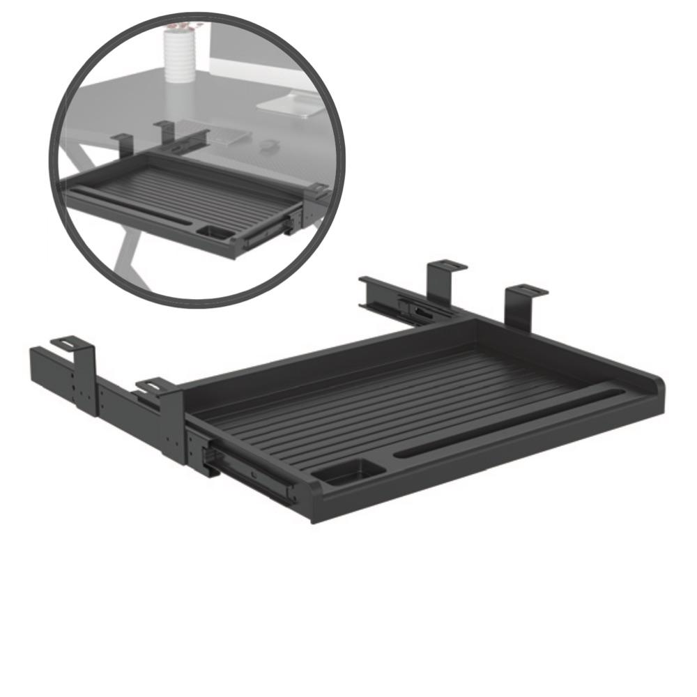 gku™ Under Table KeyBoard Tray