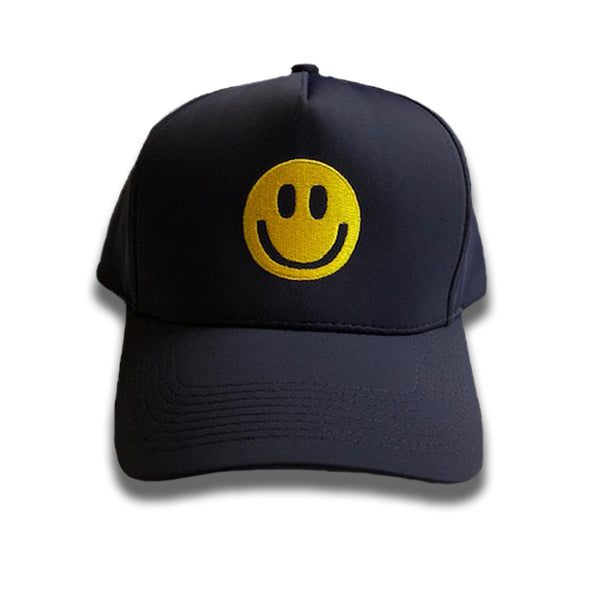 smiley cap navy