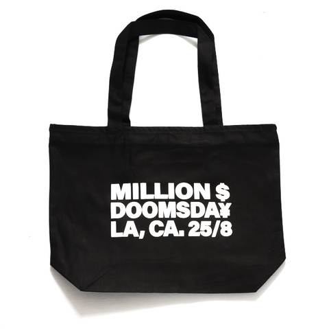 MILLION $ TOTE BAG
