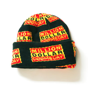Beanie: All over print