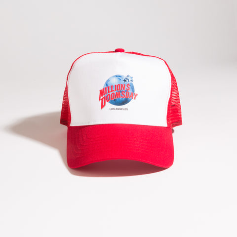 Planet Doomsday Trucker: Red