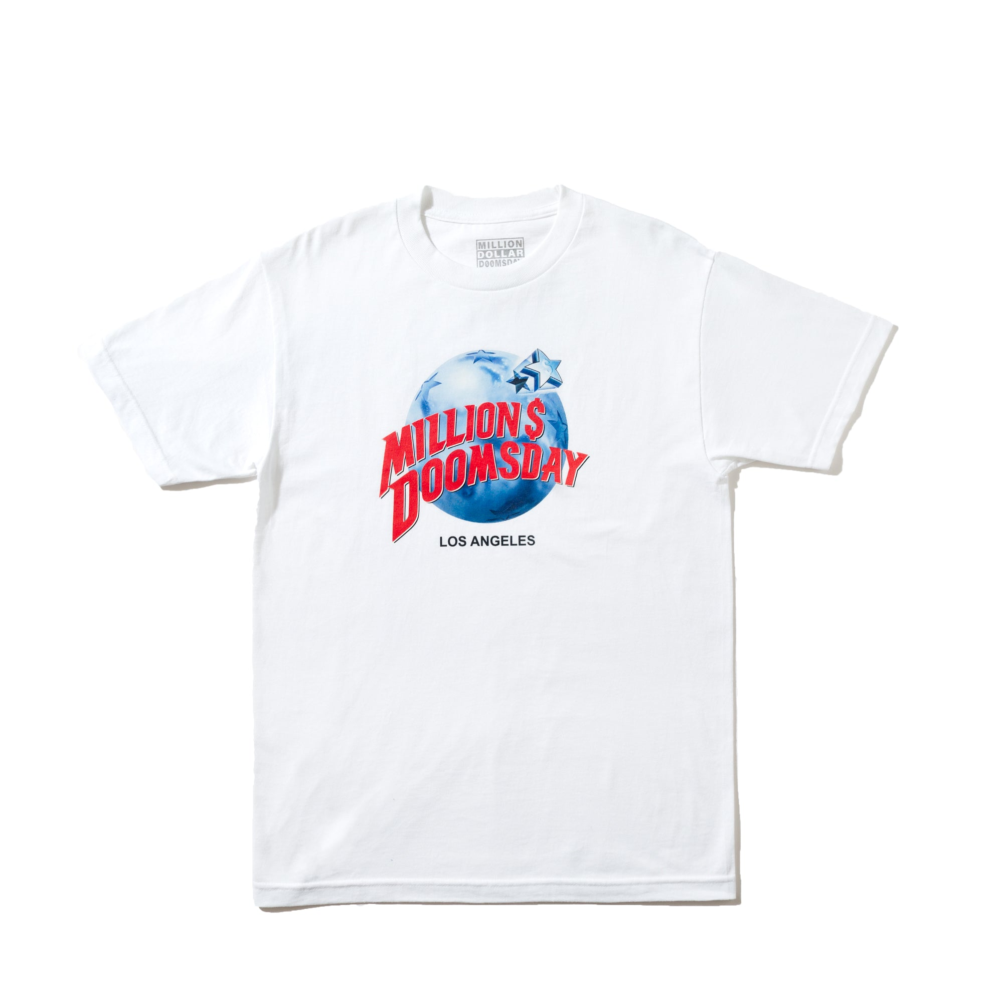 Planet Doomsday T-Shirt: White