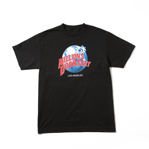 Planet Doomsday T-Shirt: Black