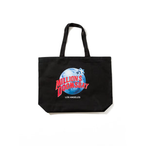 Planet Doomsday Tote: Black