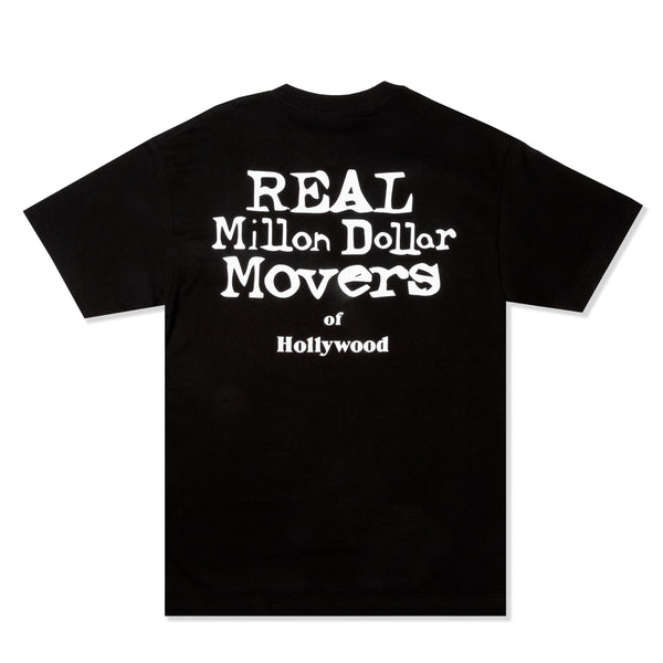 Million $ Movers Tee: Black