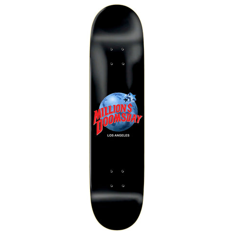 PLANET DOOMSDAY: SKATEBOARD DECK