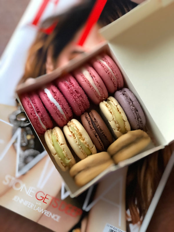 My Love Affair with French Macarons