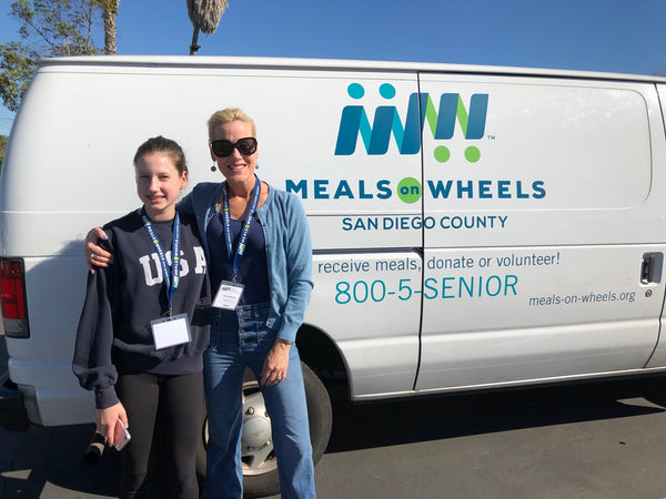 Meals on Wheels Delivery