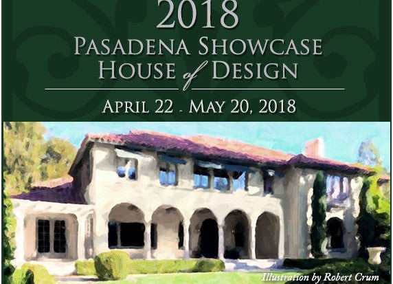 Pasadena Showcase House for the Arts 2018