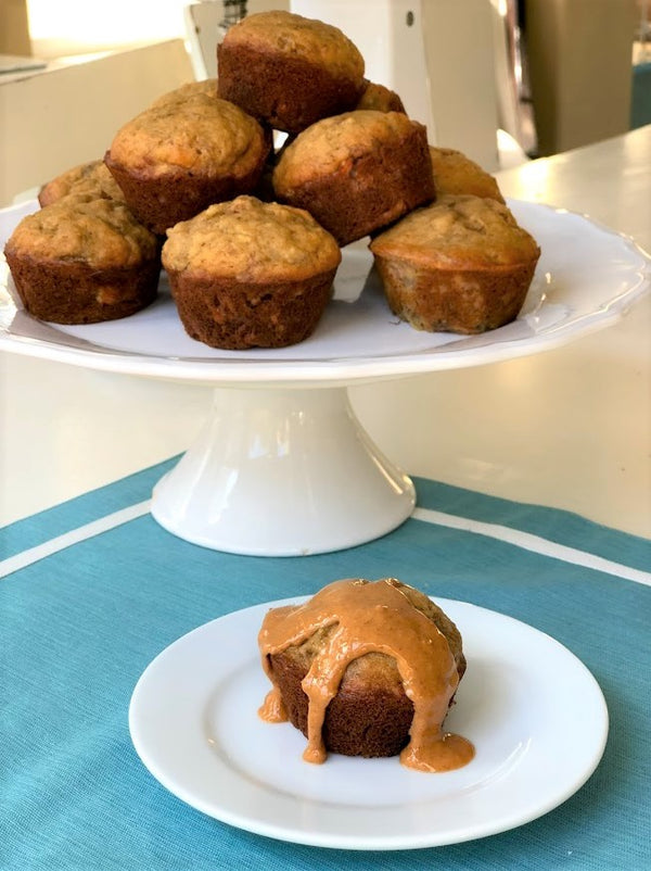 Tyler Florence's Banana Nut Muffins