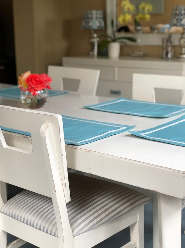 Mid-Centurey Modern Dining Set Refreshed