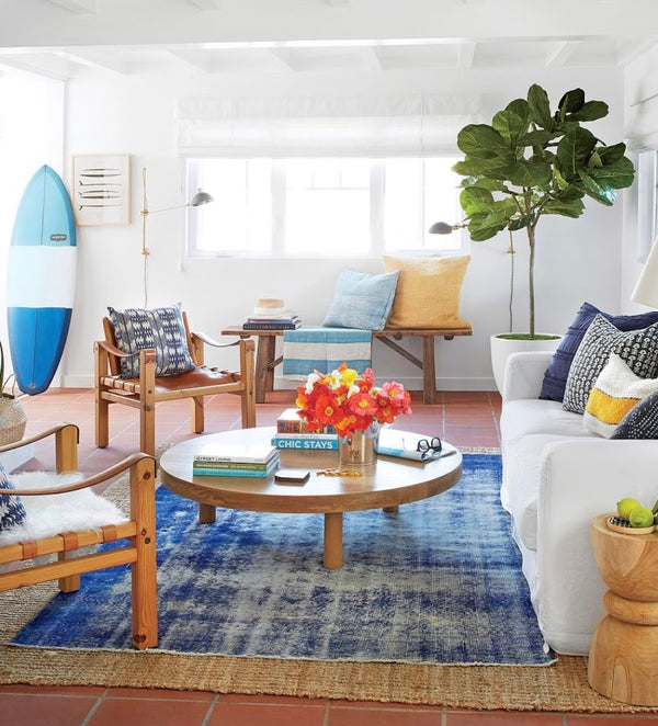Simple, Coastal Beachy Vibe