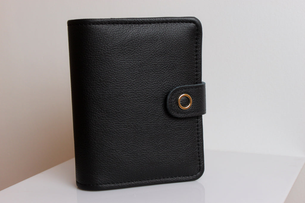 j.pearson a6 leather planner