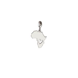 Memi Beauty and Passion Africa Map Charm